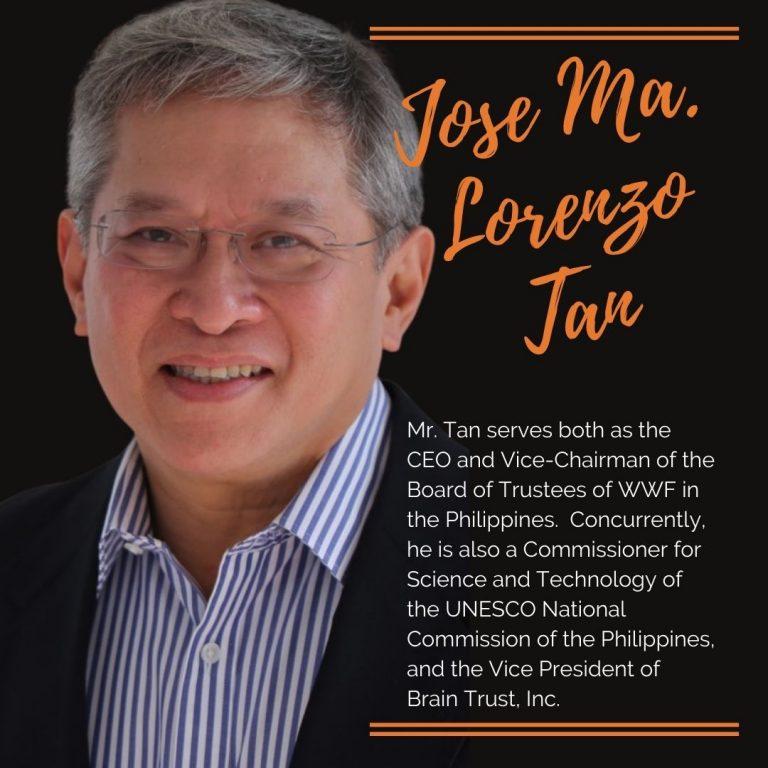 Jose Maria Lorenzo Tan - VP