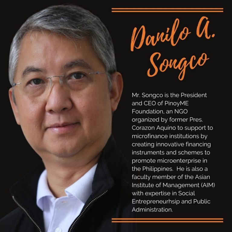 Danilo A. Songco - Director