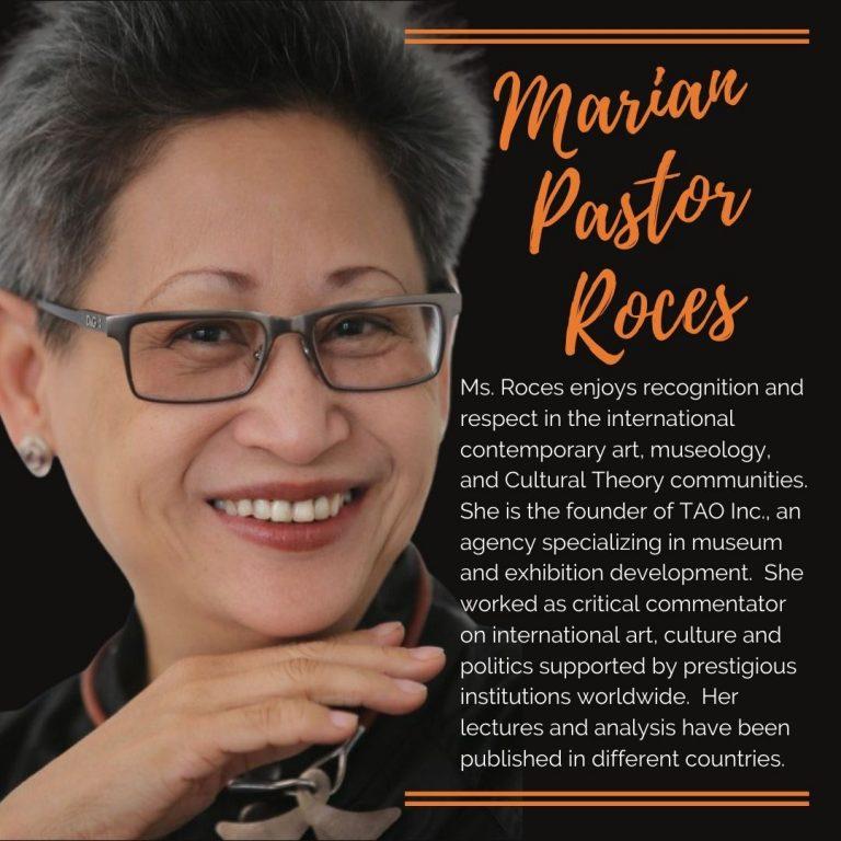 Ma. Loreto Pastor Roces - Director