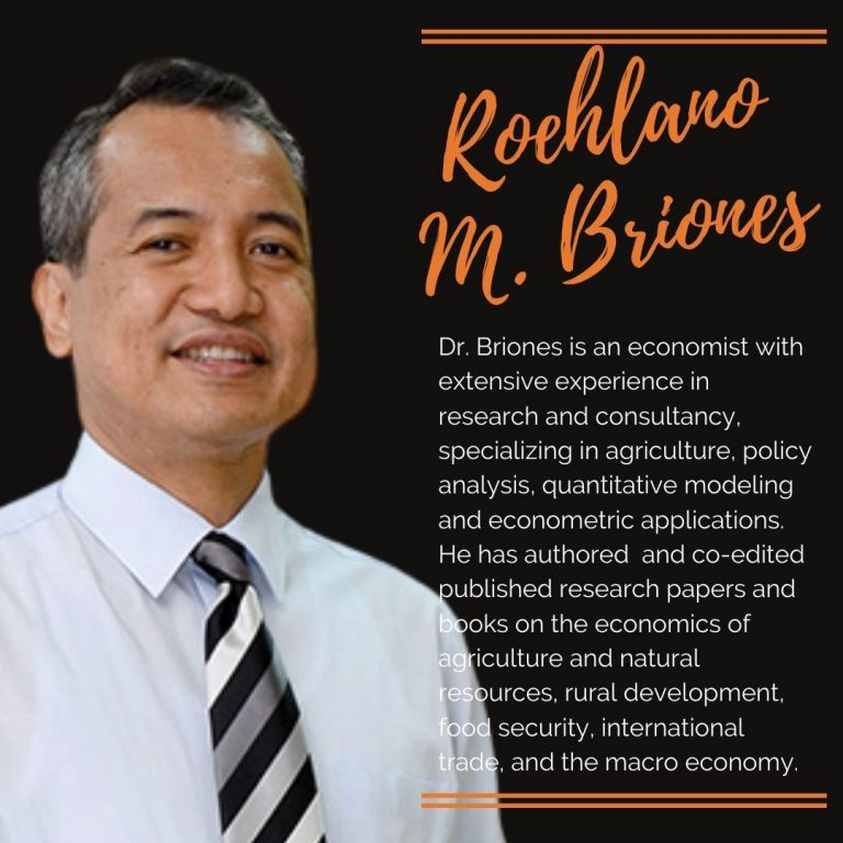 Roehlano M. Briones, Ph.D. - Secretary